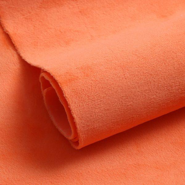 Hot Fix Flock orange